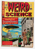 Golden Age (1938-1955):Science Fiction, Weird Science #13 (EC, 1952) Condition: GD/VG....