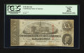 Confederate Notes:1863 Issues, T58 $20 1863 PF-7 Cr. UNL.. ...