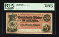 Confederate Notes:1864 Issues, T64 $500 1864 PF-3 Cr. 489B.. ...