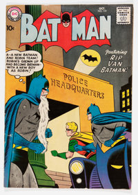 Batman #119 (DC, 1958) Condition: FN-