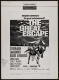 """Movie Posters:War, The Great Escape (United Artists, 1963). Uncut Pressbook (12 Pages,13"""" X 18""""). War.. ..."""