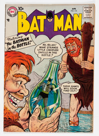 Batman #115 (DC, 1958) Condition: FN-