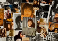 Music Memorabilia:Photos, Beatles Related - John Lennon and Beatles Photo Archive.... (Total:164 Items)