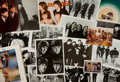 Music Memorabilia:Photos, The Beatles Photo Archive and George Harrison Press Kits....(Total: 90 Items)