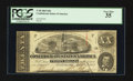 Confederate Notes:1863 Issues, T58 $20 1863 PF-UNL Cr. UNL.. ...