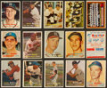Baseball Cards:Lots, 1957 Topps Baseball Collection (67) With Many Stars....