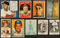 Baseball Cards:Lots, 1930's - '50's Multi-Brand Baseball Card Collection (27). ...