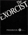 Movie Posters:Horror, The Exorcist (Warner Brothers, 1974). Uncut Pressbook (16 Pages).Horror.. ...
