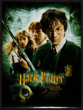 "Movie Posters:Fantasy, Harry Potter and the Chamber of Secrets (Warner Brothers, 2002). Press Kit (9"" X 12"" ). Fantasy.. ..."