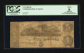 Confederate Notes:1862 Issues, H-A Plen Error T53 $5 1862 PF-4 Cr. 384.. ...