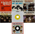 Music Memorabilia:Recordings, Beatles 45 and Picture Sleeve Group of 7 (1964-66).... (Total: 7Items)