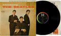 Music Memorabilia:Recordings, Introducing The Beatles Stereo LP (Vee-Jay SR 1062, 1964)....