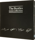 Music Memorabilia:Props, The Beatles Mono Collection Limited Edition Box Set - #858of 1000 (Parlophone, 1982)....