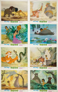"Movie/TV Memorabilia:Memorabilia, A Group of Lobby Cards from ""The Jungle Book.""... (Total: 20 Items)"