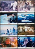 """Movie Posters:Animation, Journey to the West (Unknown, 1980s). Japanese Lobby Card Set of 8(11"""" X 14"""") and Poster (10.25"""" X 28.25""""). Animation.. ... (Total: 9Items)"""