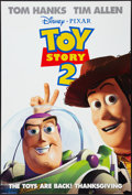"""Movie Posters:Animated, Toy Story 2 (Buena Vista, 1999). One Sheet (27"""" X 40"""") DS Advance. Animated.. ..."""