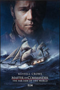 "Movie Posters:Adventure, Master and Commander (20th Century Fox, 2003). One Sheet (27"" X40""). DS Advance. Adventure.. ..."