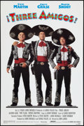 """Movie Posters:Comedy, Three Amigos (Orion, 1986). One Sheet (27"""" X 41""""). Comedy.. ..."""