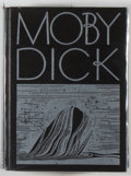 Books:Fiction, [Rockwell Kent, illustrator]. Herman Melville. Moby Dick or theWhale. New York: Random House, 1930. First trade...