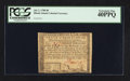 Colonial Notes:Rhode Island, Rhode Island July 2, 1780 $8 PCGS Extremely Fine 40PPQ.. ...