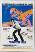 "Movie Posters:Blaxploitation, Top of the Heap (Fanfare, 1972). One Sheet (27"" X 41"").Blaxploitation.. ..."