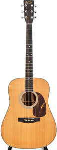 Musical Instruments:Acoustic Guitars, 2003 Martin HD-35 Natural Acoustic Guitar, #960524....