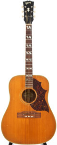 Musical Instruments:Acoustic Guitars, 1969 Gibson Country Western Natural Acoustic Guitar, Serial # 867017....