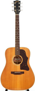 Musical Instruments:Acoustic Guitars, 1978 Gibson J-50 Deluxe Natural Acoustic Guitar, Serial # 71718076....