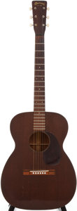 Musical Instruments:Acoustic Guitars, 1954 Martin 00-17 Natural Acoustic Guitar, Serial # 140961....