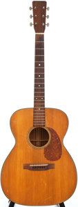Musical Instruments:Acoustic Guitars, 1957 Martin 000-18 Natural Acoustic Guitar, Serial # 156700....