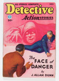 Pulps:Detective, Detective Action V4#2 (Popular, 1931) Condition: FN-....