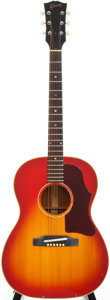 Musical Instruments:Acoustic Guitars, 1969 Gibson B-25 Sunburst Acoustic Guitar, Serial # 861940....