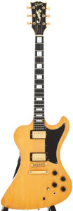 Musical Instruments:Electric Guitars, 1978 Gibson RD-Artist Natural Solid Body Electric Guitar, #70108169....