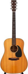 Musical Instruments:Acoustic Guitars, 1974 Martin D-18 Natural Acoustic Guitar, #340818....
