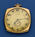 "Timepieces:Pocket (post 1900), Waltham 14k Gold ""Opera"" Watch. ..."
