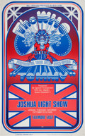 "Music Memorabilia:Posters, The Who ""Tommy"" Fillmore East Concert Poster (Bill Graham, 1969)...."
