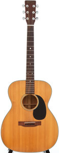 Musical Instruments:Acoustic Guitars, 1973 Martin 0-18 Natural Acoustic Guitar, #333071....