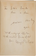 Autographs:Authors, Aldous Huxley Inscribed Copy of The Art of Seeing....
