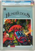 Modern Age (1980-Present):Science Fiction, DC Graphic Novel #4 The Hunger Dogs (DC, 1985) CGC NM/MT 9.8 Whitepages....