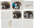"Music Memorabilia:Original Art, Queen ""A Kind of Magic"" Animation Cels.... (Total: 11 Items)"