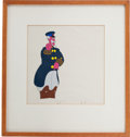Music Memorabilia:Original Art, The Beatles Yellow Submarine Animation Cels, Set of Two. ...(Total: 2 Items)