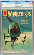 Silver Age (1956-1969):Adventure, Four Color #1216 Whirlybirds - File Copy (Dell, 1961) CGC NM 9.4 Off-white pages....