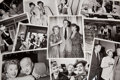 "Movie/TV Memorabilia:Memorabilia, A Group of Black and White Stills from ""I Love Lucy.""..."