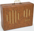 Musical Instruments:Amplifiers, PA, & Effects, 1950 Gibson GA-50 Brown Guitar Amplifier...