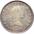 Early Half Dollars, 1795 50C Small Head VG10 PCGS. O-127, High R.6....