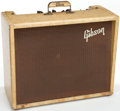 Musical Instruments:Amplifiers, PA, & Effects, 1960s Gibson Ranger Guitar Amplifier, Serial # 37502...