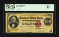 Large Size:Gold Certificates, Fr. 1214 $100 1882 Gold Certificate PCGS Fine 15.. ...