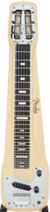 Musical Instruments:Lap Steel Guitars, 1962 Fender Champ Desert Sand Lap Steel Guitar, Serial # 7582....