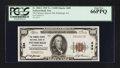 National Bank Notes:Pennsylvania, Pittsburgh, PA - $100 1929 Ty. 1 The Farmers Deposit NB Ch. # 685....