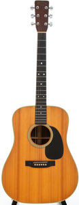 Musical Instruments:Acoustic Guitars, 1983 Martin D-28 Natural Acoustic Guitar, #440626....
